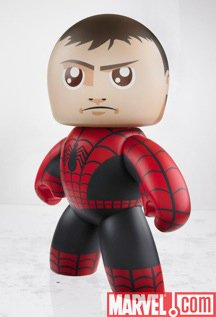 [HASBRO] Spider-Man and The Avengers Special Edition Mighty Mugg - SDCC Exclusive  SDCCspideyMugg3