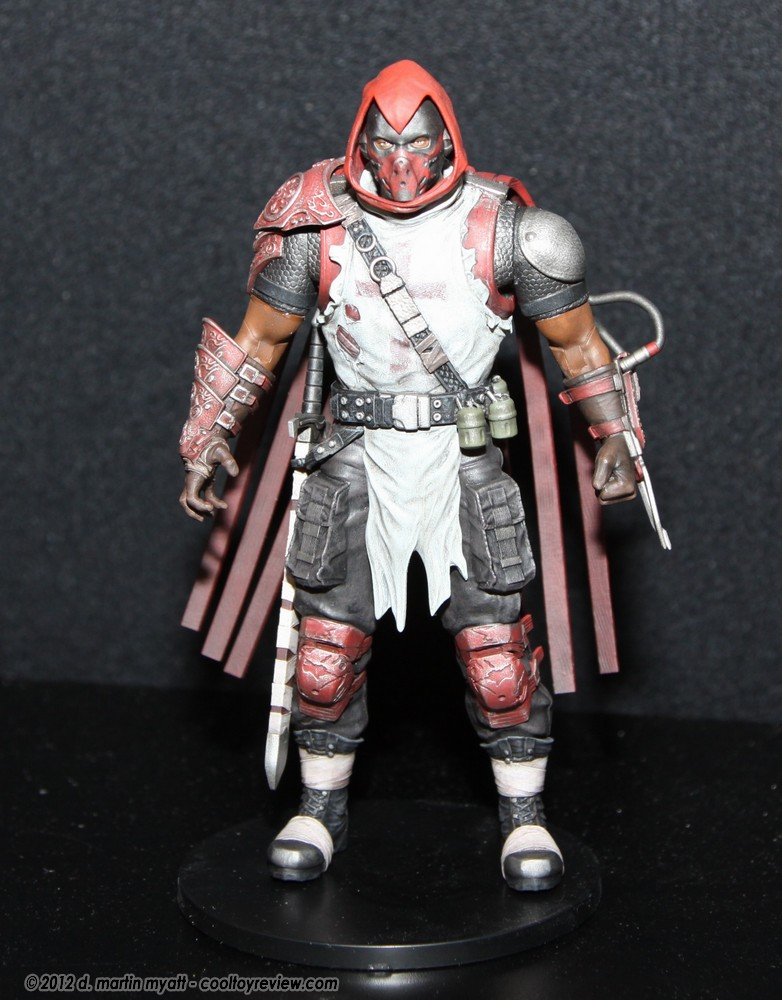 DC Direct Batman: Arkham City Azrael