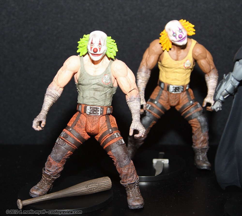 DC Direct Batman: Arkham City Joker Goons
