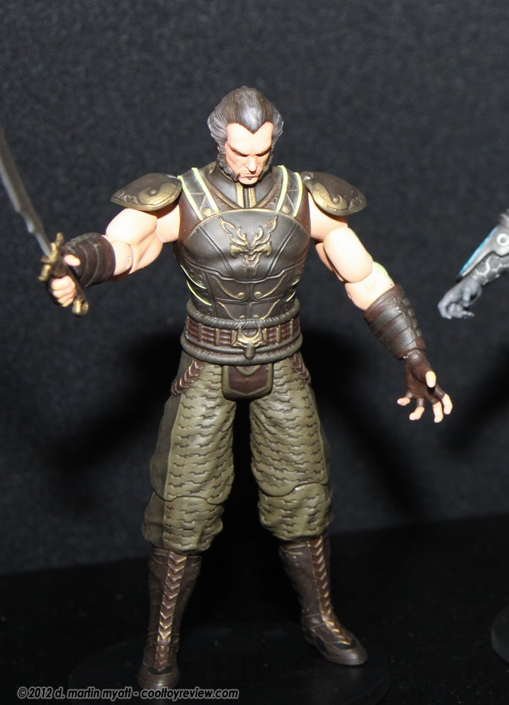 DC Direct Batman: Arkham City Ra's al Ghul