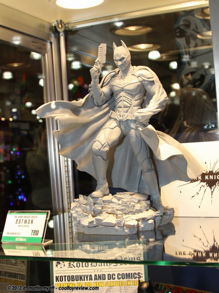 Kotobukiya The Dark Knight Rises Batman ArtFX Statue