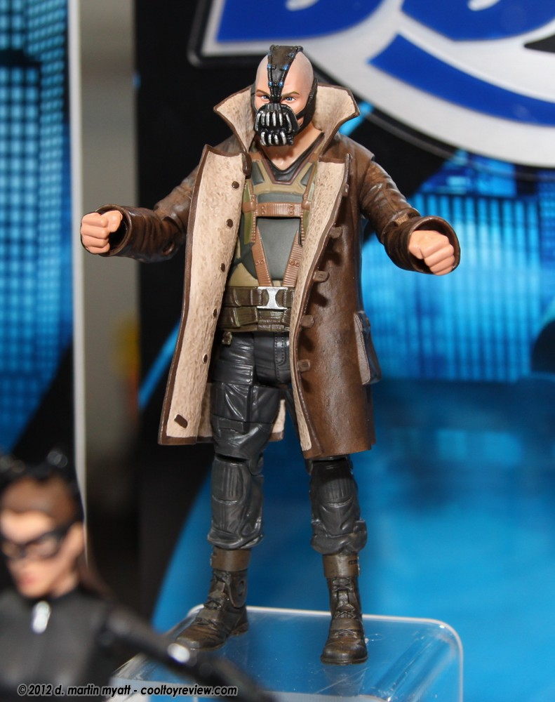 Mattel The Dark Knight Rises Movie Masters Bane