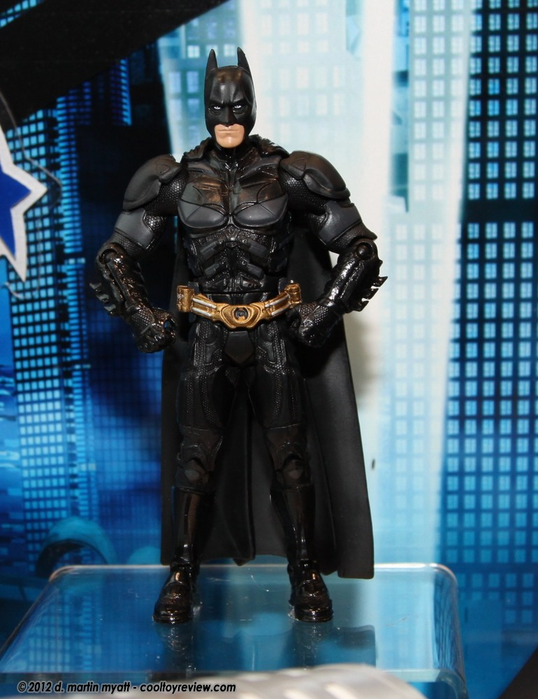 Mattel The Dark Knight Rises Movie Masters Batman