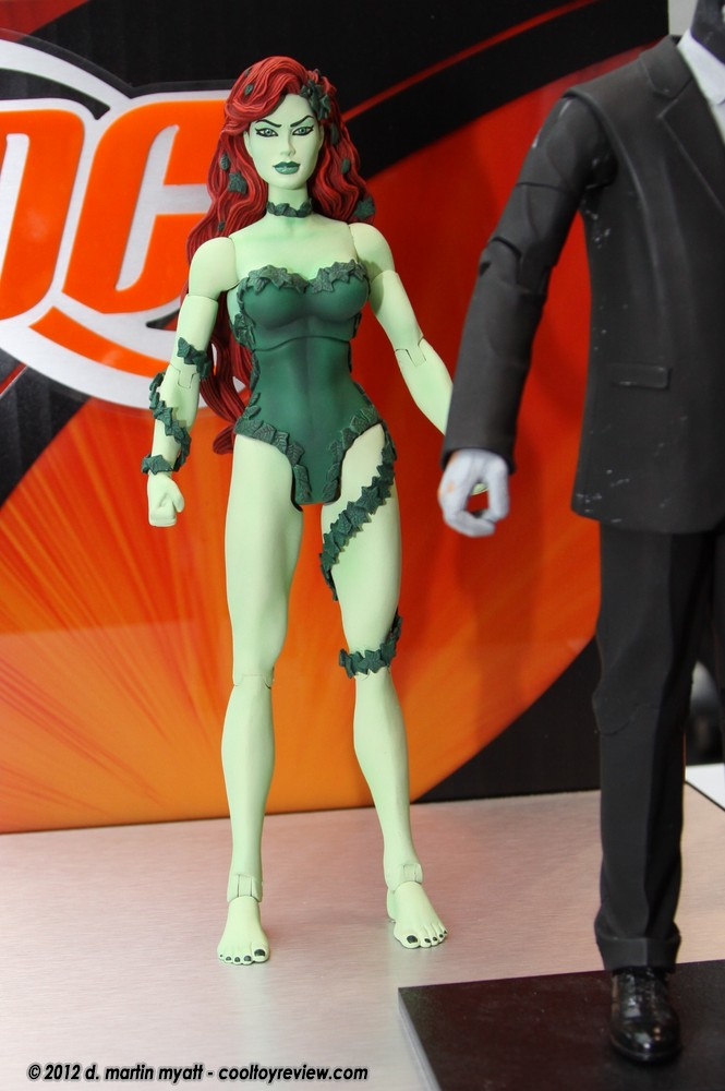 Mattel DC Universe Club Infinite Earths Poison Ivy