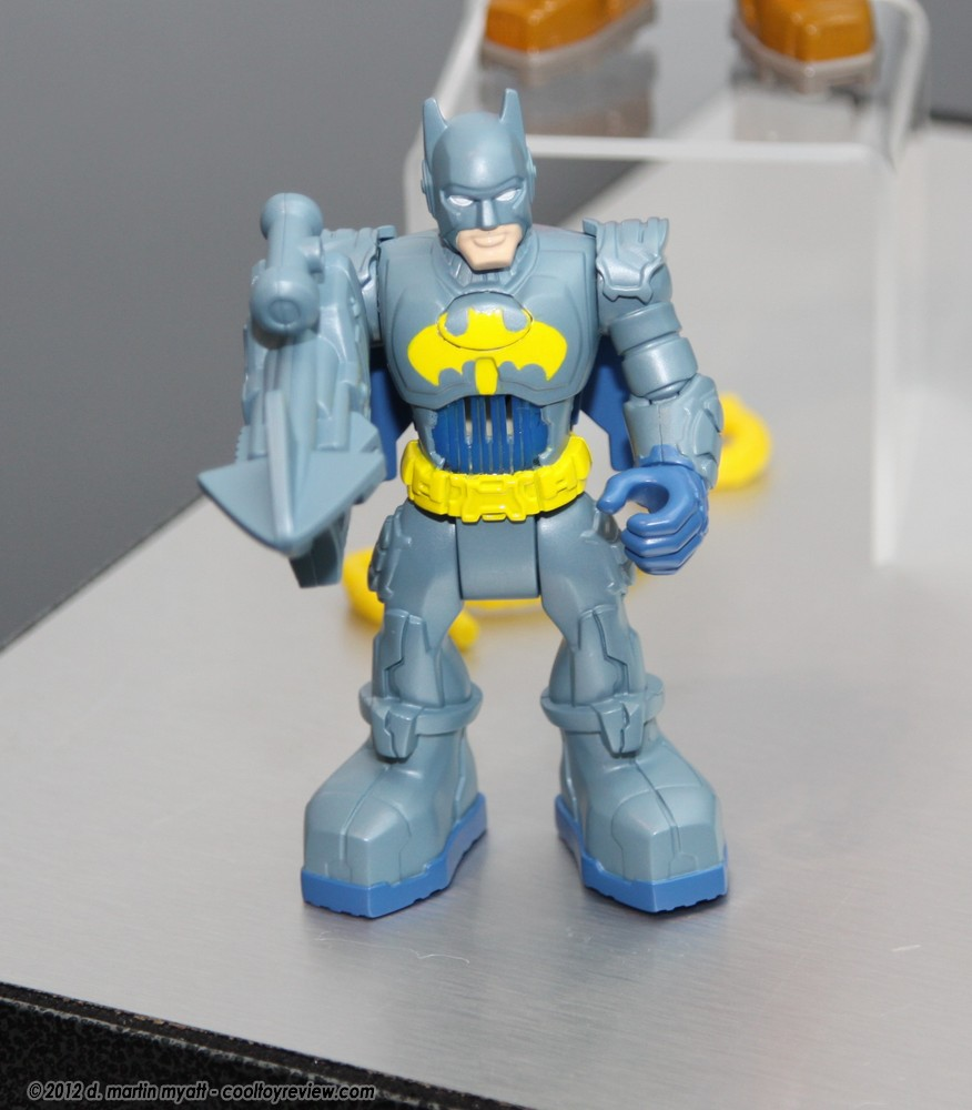 Fisher Price Hero World Batman
