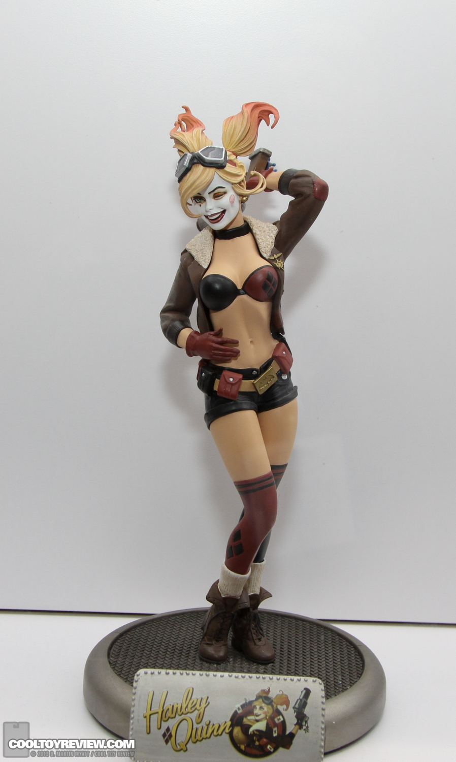 DC Collectibles Bombshell Harley Quinn
