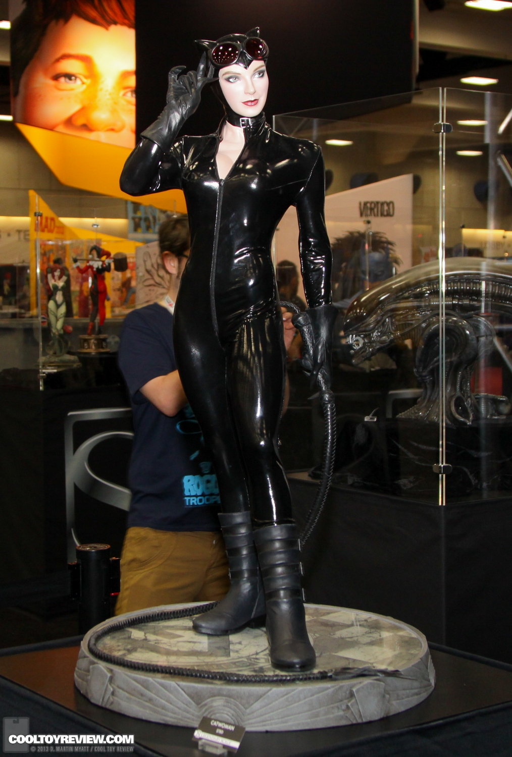 Sideshow Collectibles Catwoman