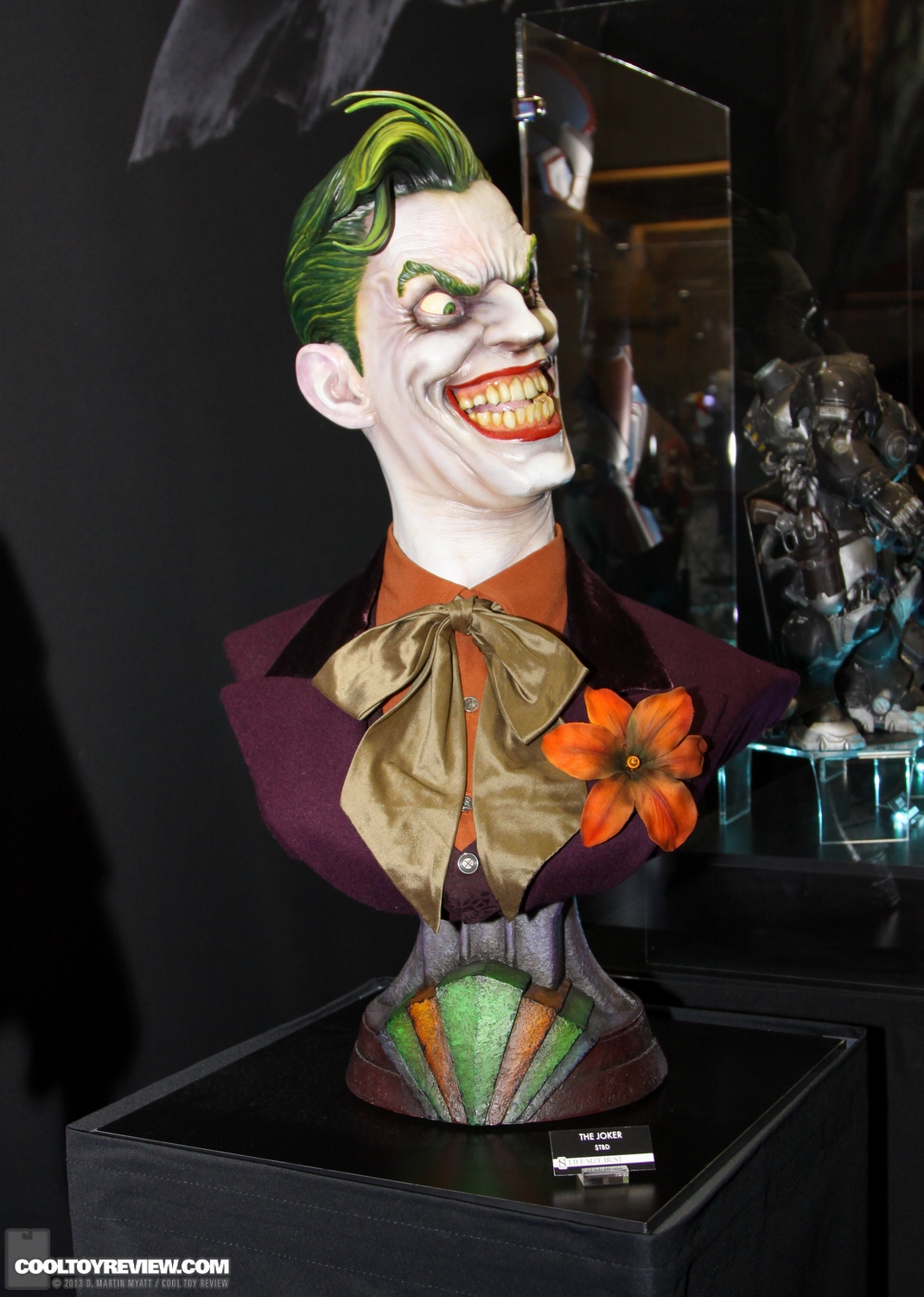 Sideshow Collectibles Joker Bust