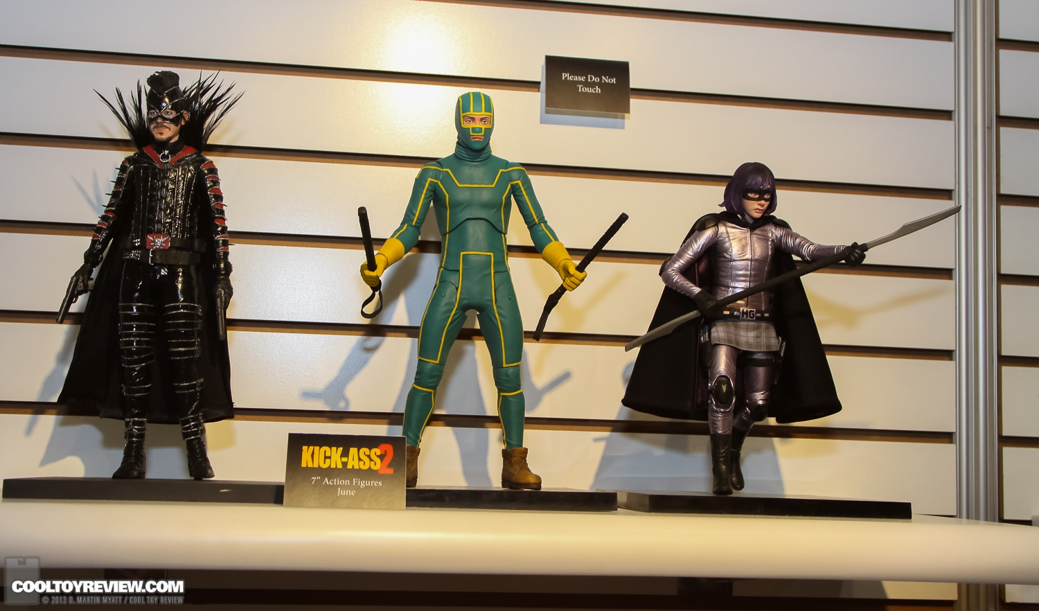"[NECA] Kick Ass 2 - 7"" action Figures 2013_International_Toy_Fair_NECA-30"