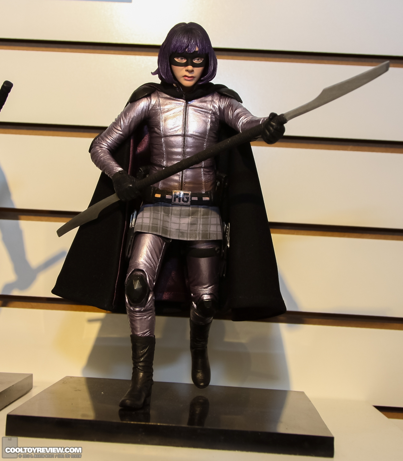 "[NECA] Kick Ass 2 - 7"" action Figures 2013_International_Toy_Fair_NECA-36"