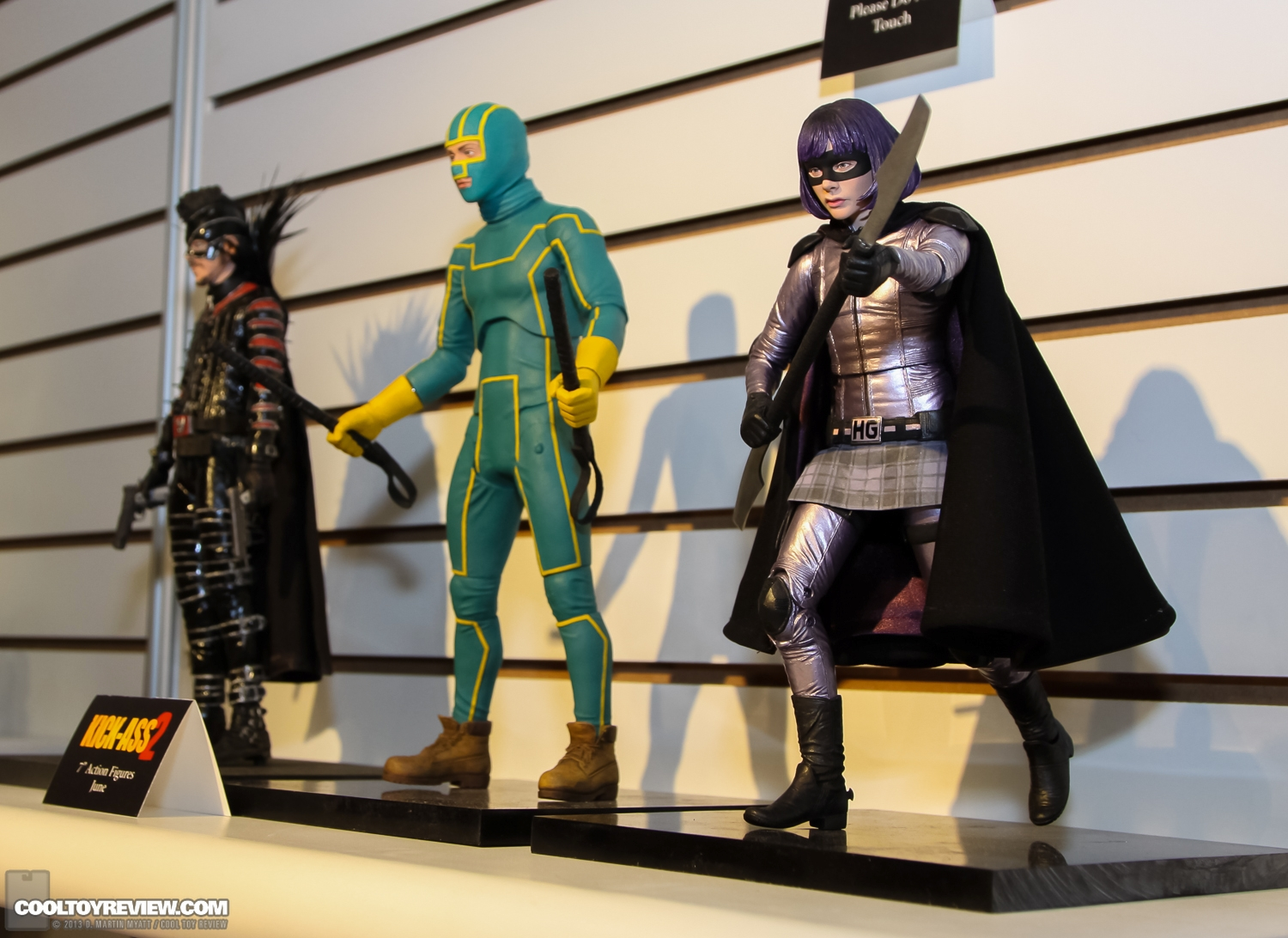 "[NECA] Kick Ass 2 - 7"" action Figures 2013_International_Toy_Fair_NECA-39"