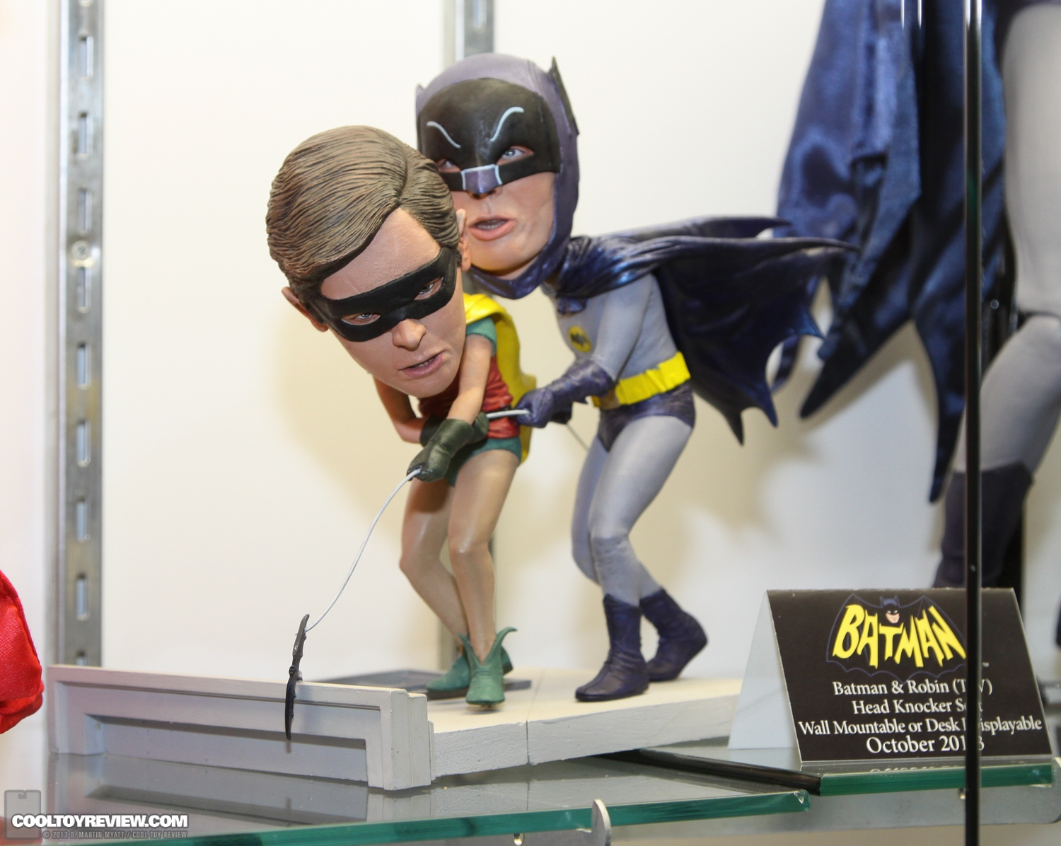 NECA Batman '66 Headknockers