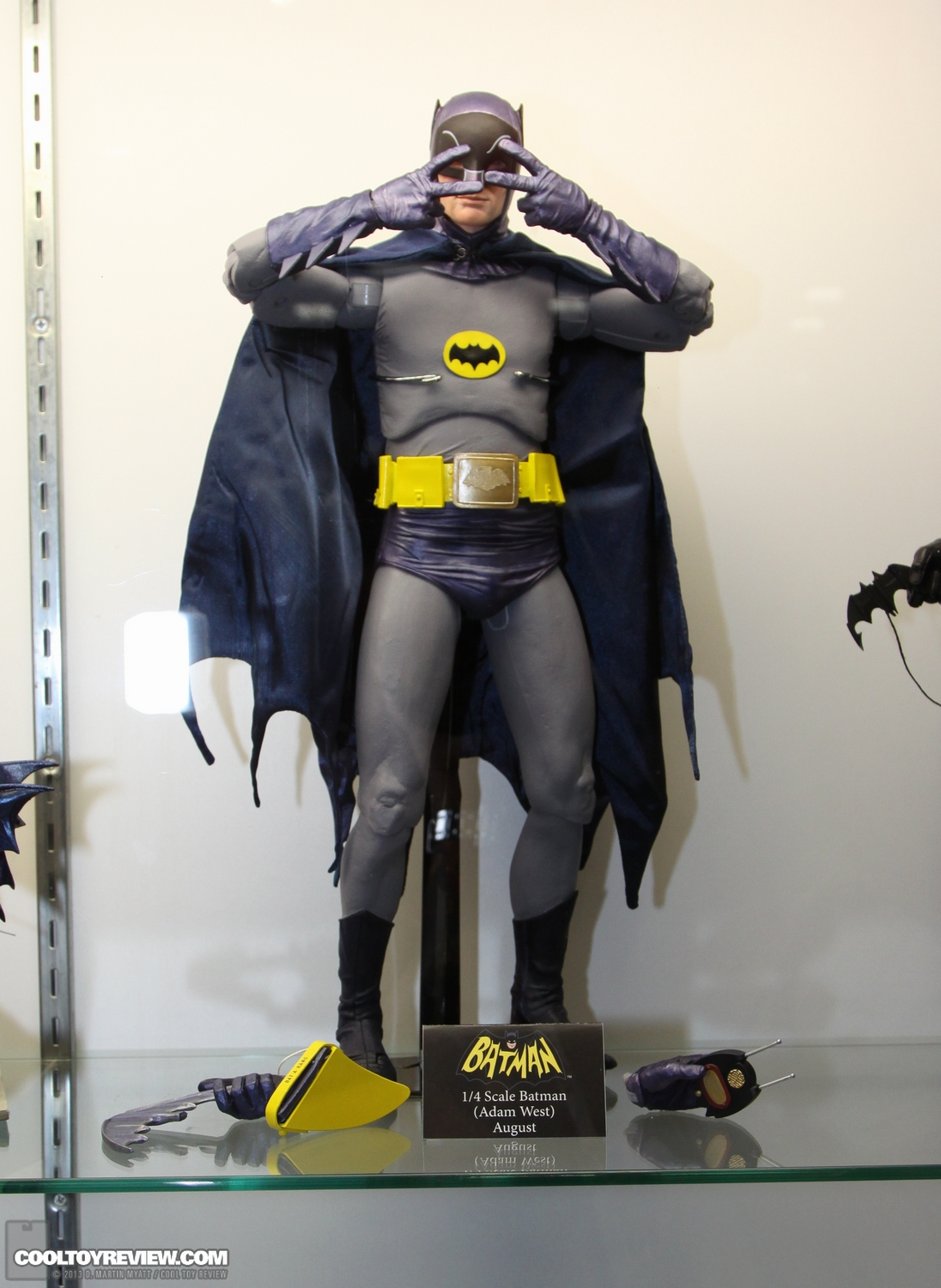 NECA Batman '66 Adam West Batman