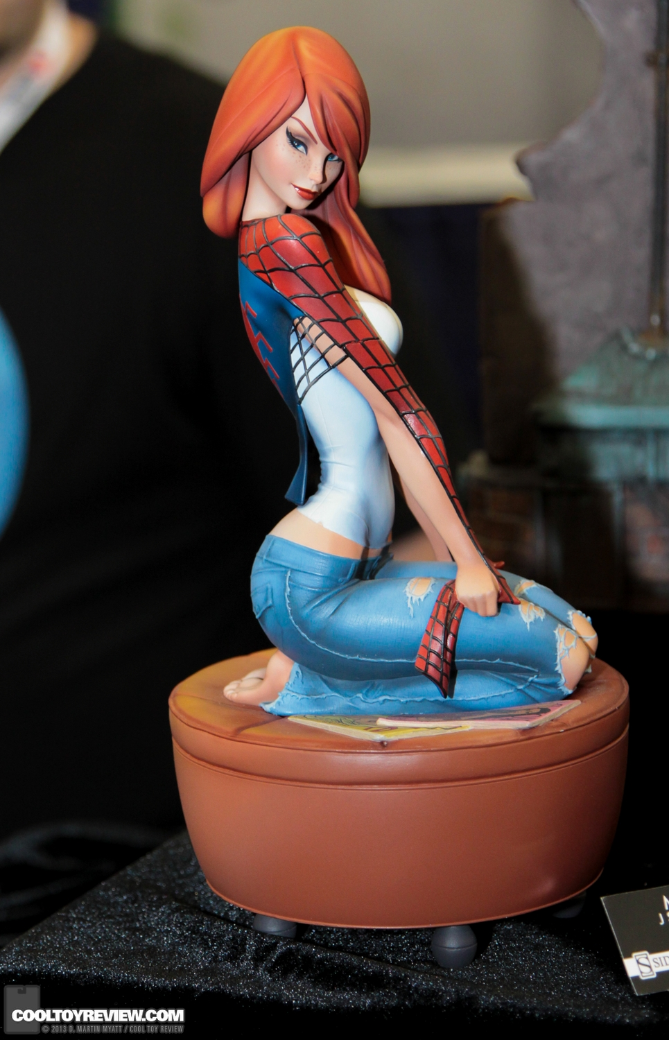 [Sideshow] Spider-Man: Mary Jane Comiquette - LANÇADA!!!! - Página 3 SDCC_2013_Sideshow_Collectibles_Thursday-171