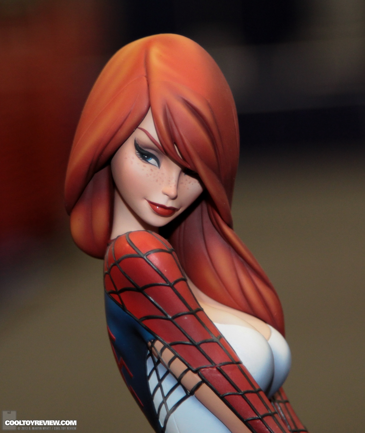 [Sideshow] Spider-Man: Mary Jane Comiquette - LANÇADA!!!! - Página 3 SDCC_2013_Sideshow_Collectibles_Thursday-176