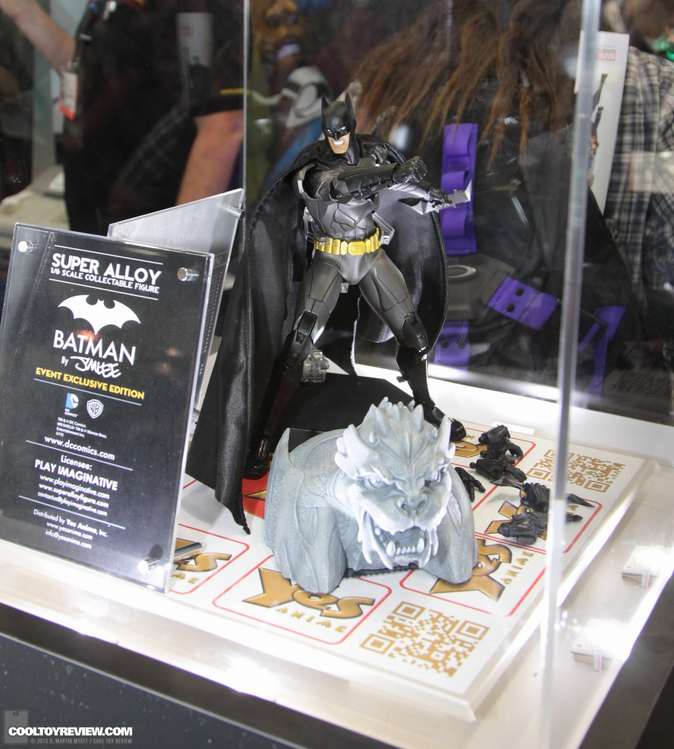Yes Anime Batman Statue
