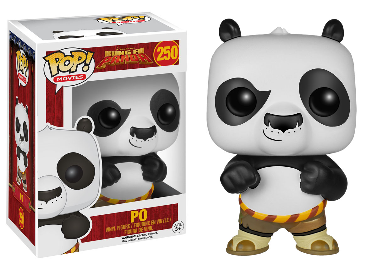 cool toy review your source for action figure images news funko kung fu panda and shrek pop. Black Bedroom Furniture Sets. Home Design Ideas