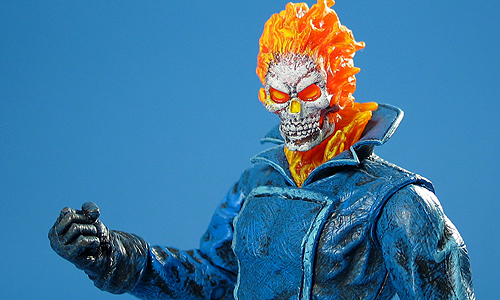 marvel select ghost rider reviews