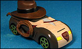 Indiana Jones Disney Racer