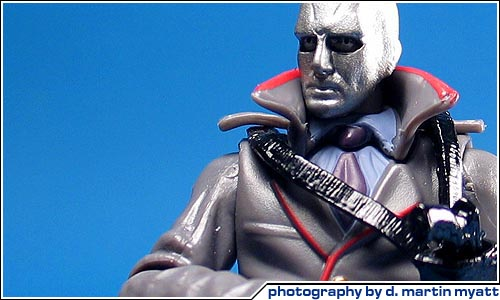 COOL TOY REVIEW: G.I. Joe Rise Of Cobra Destro Action figure