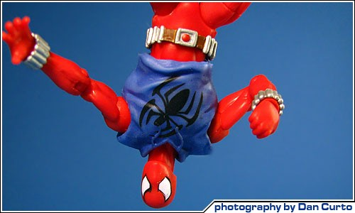COOL TOY REVIEW: Marvel Universe Photo Archive - Scarlet ...