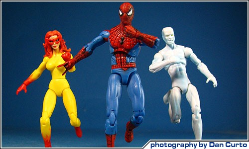 COOL TOY REVIEW: Marvel Universe Photo Archive - Spider ...
