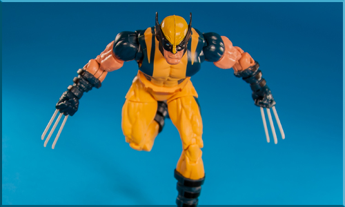 Is Wolverine the ultimate weapon? With claws like that, it's Mr ...