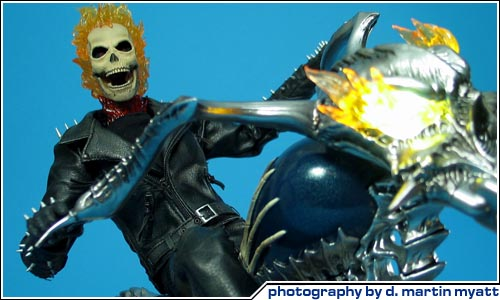 Rider Toy Hot Toys Ghost Rider Ghost