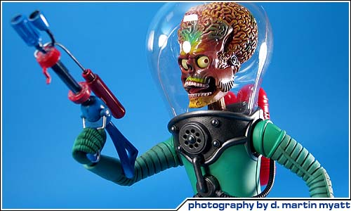 Cool Toy Review Hot Toys Mars Attacks Martian Soldier