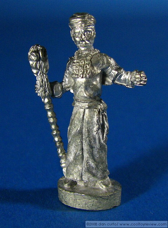 TSR metal miniature of Belloq