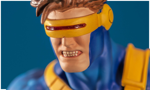 Cyclops Marvel Comics Fine Art Statue