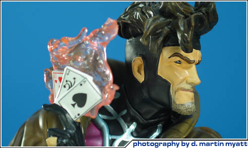 Cool Toy Review Kotobukiya Gambit Fine Art Statue