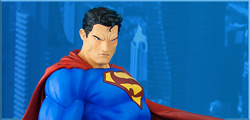Superman For Tomorrow ARTFX Statue from Kotobukiya