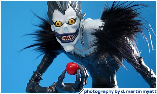 Cool Toy Review Medicom Ryuk Death Note Vcd Figure