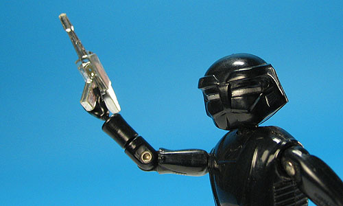 COOL TOY REVIEW: STAR Vintage Mego Black Hole Action Figure