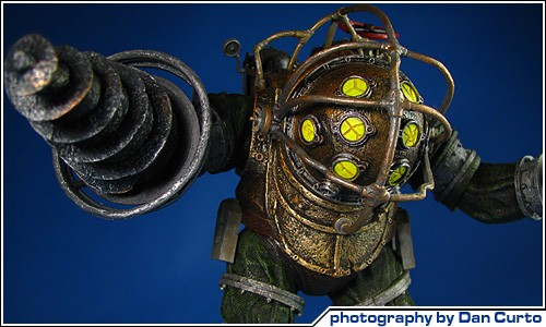 Cool toy review neca bioshock 2 photo archive for Big daddy s antiques