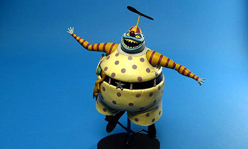 Nightmare Before Christmas Clown.Cool Toy Review Cool Toy Review Photo Archive