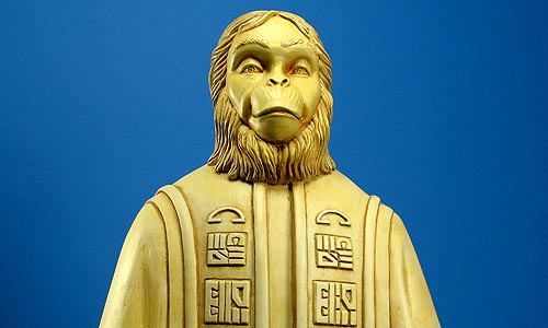 The Lawgiver Statue