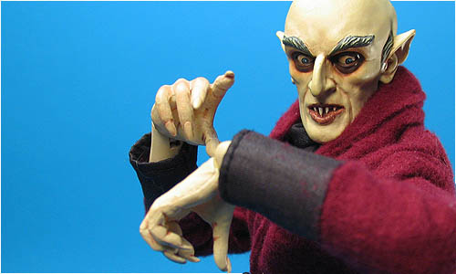 Cool Toy Review Universal Monsters Vampyre 1 6 Scale Figure