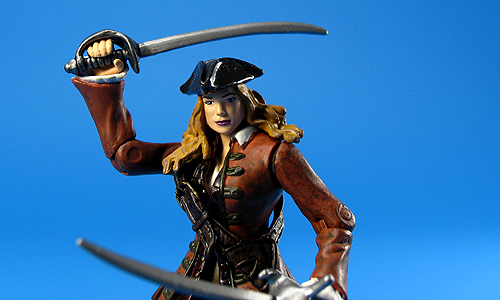 Pirate Disguised Elizabeth Swann