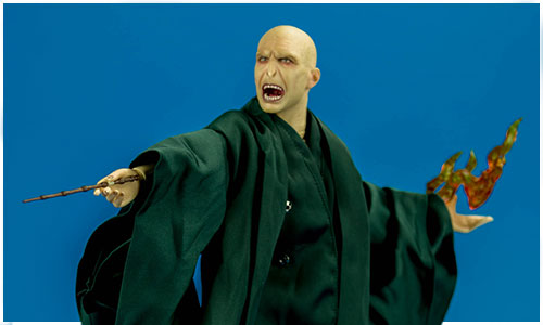 Harry Potter Lord Voldemort Sixth Scale Figure by Star Ace T ...