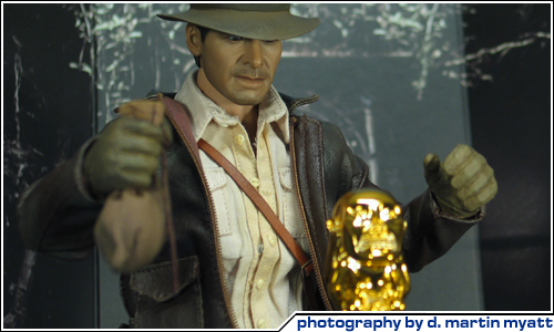 Cool Toy Review Hot Toys Indiana Jones Dx 1 6 Scale Figure