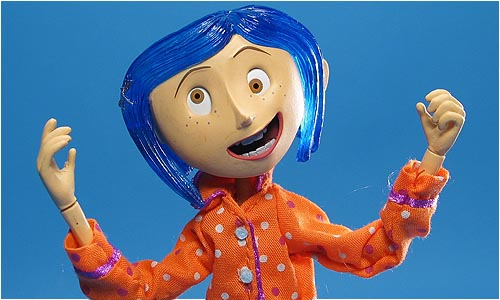 Cool Toy Review Neca Coraline Pjs Bendy Doll