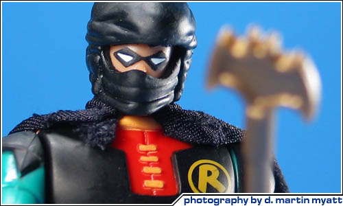 Cool Toy Review Ninja Robin Batman The Animated Series Photo Archive